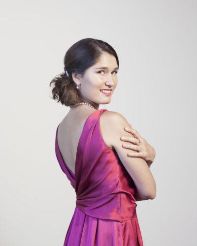 MuCH Music Season - Digital concert - Artist Diploma Julie Gebhart