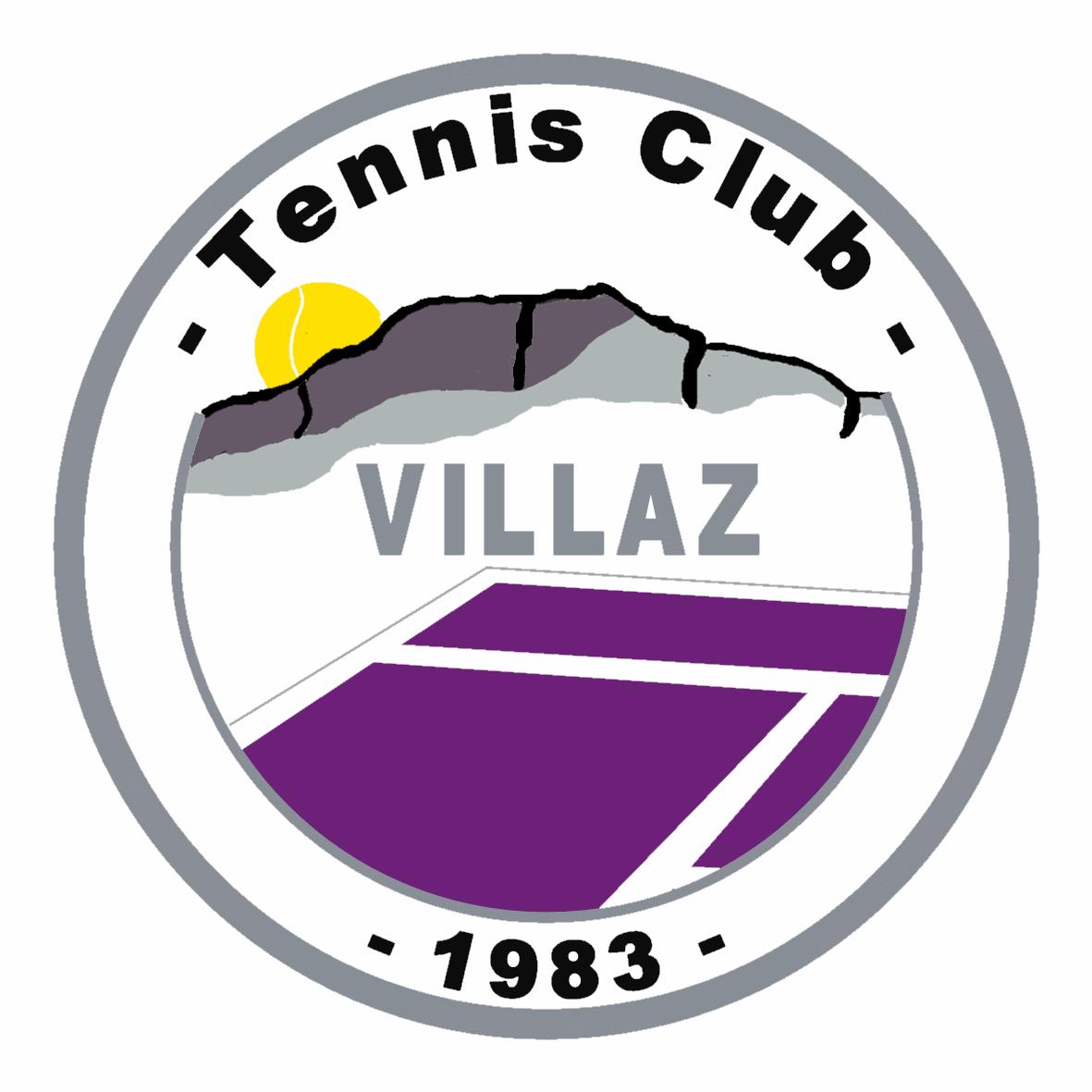 Logo Tennis Club de VILLAZ