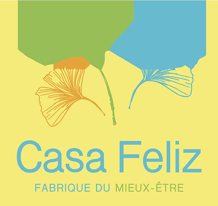 Logo Casa Feliz